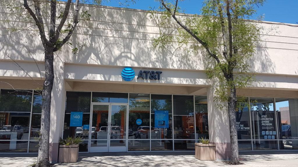 agence AT&T de pleasanton californie
