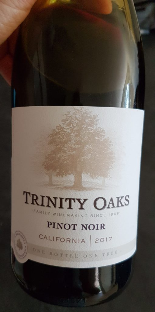 vin rouge californien
