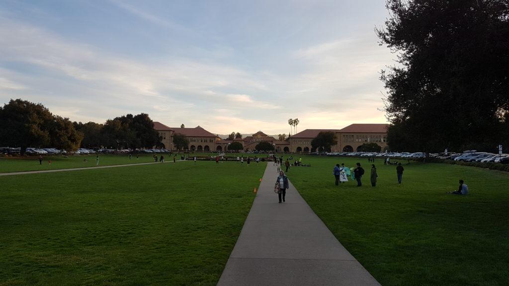prairies de Stanford