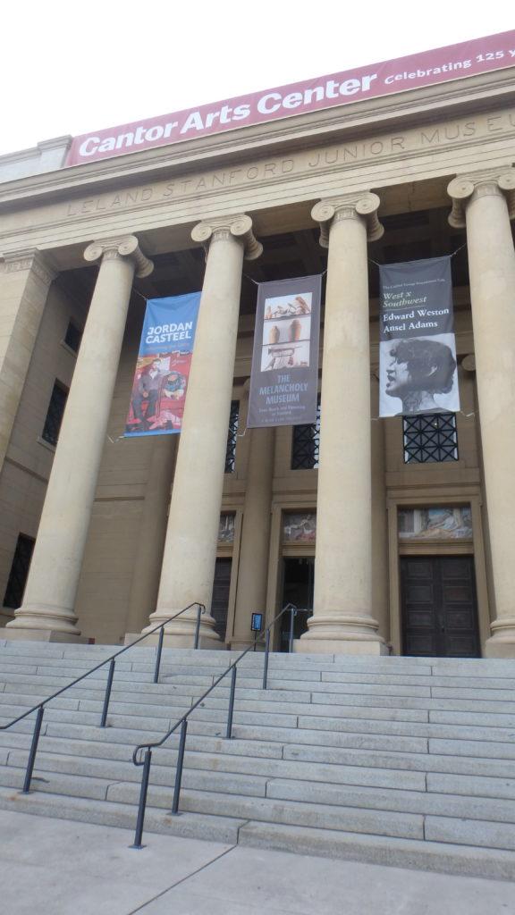 Leland Stanford junior museum