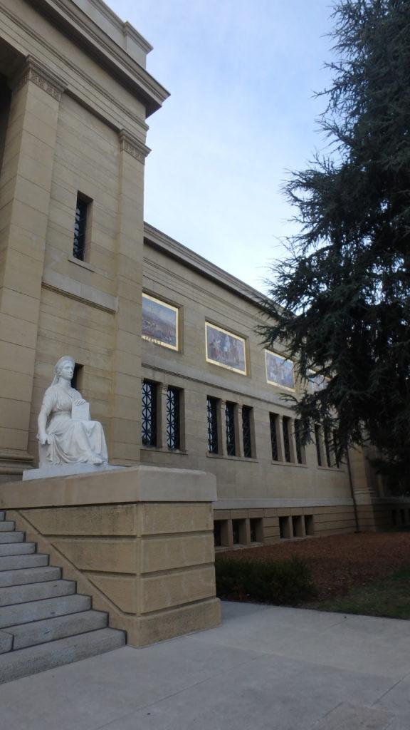 Autre vue du musée