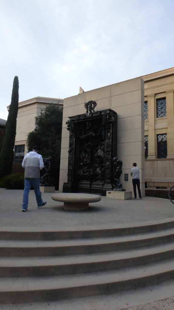 la porte de Rodin