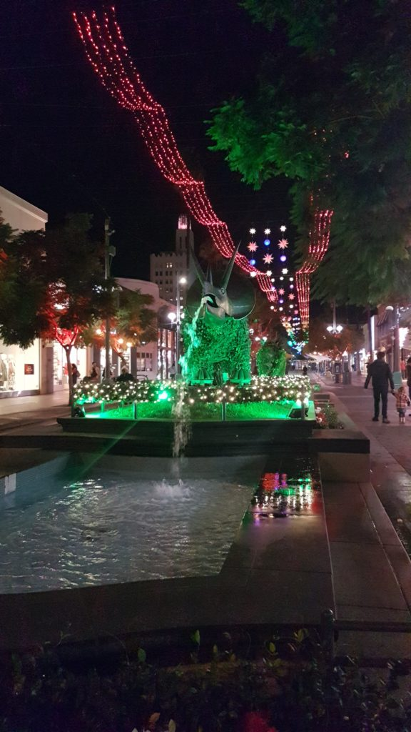 centre ville santa monica