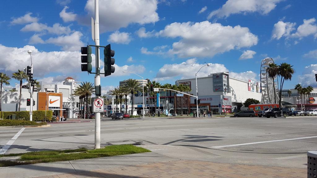 centre commercial long beach