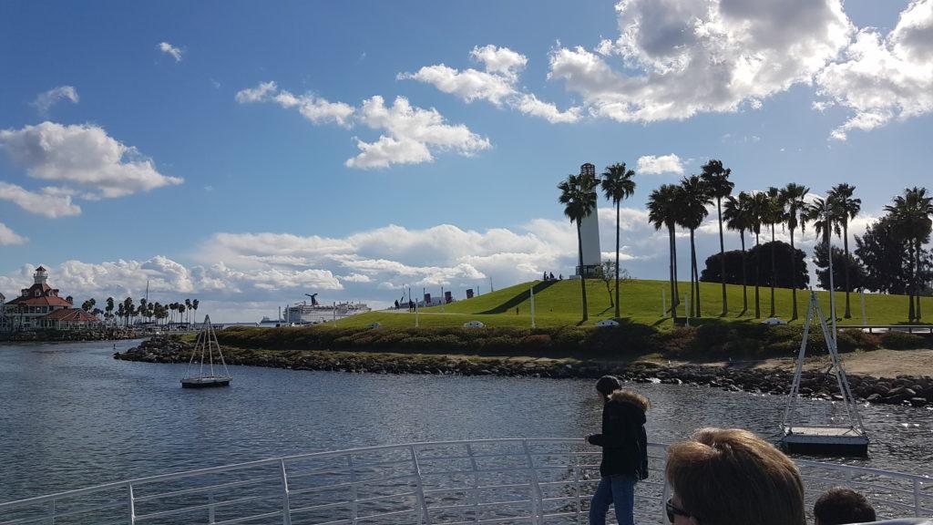 phare du port de plaisance