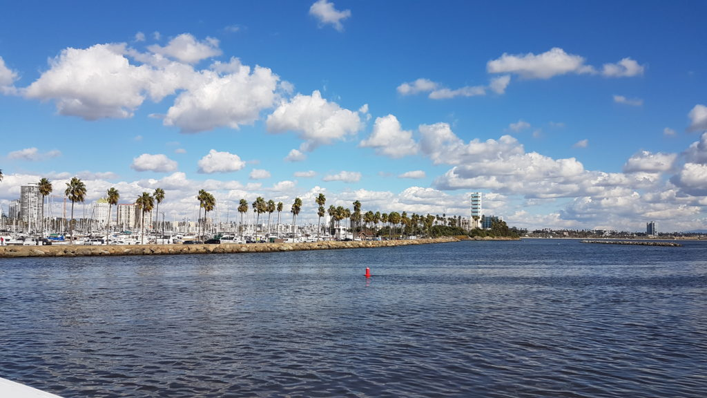 port de plaisance Long Beach
