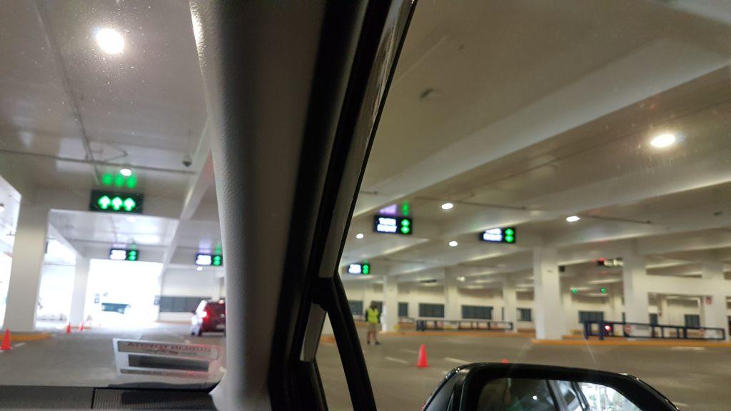 parkings universal studio