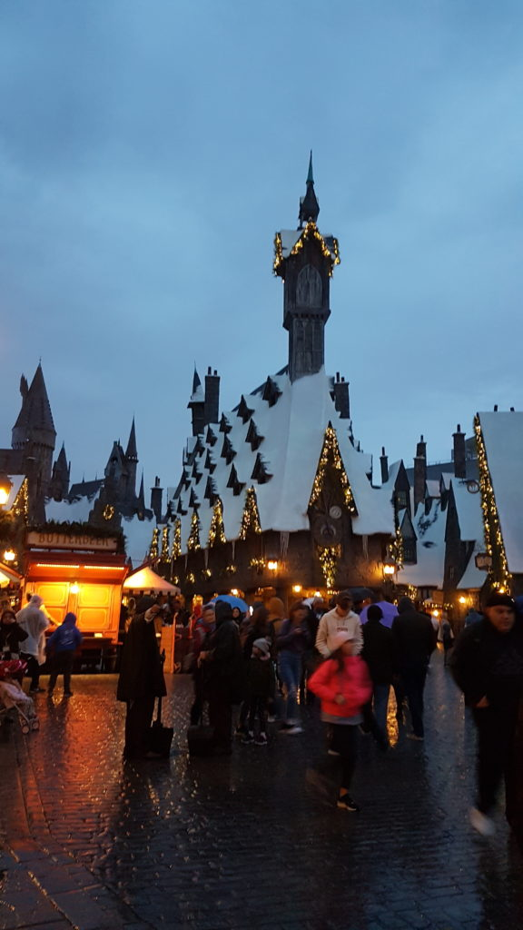 partie Harry Potter de nuit