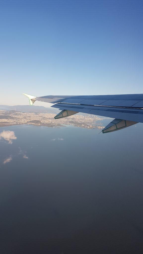vol au dessus de san francisco