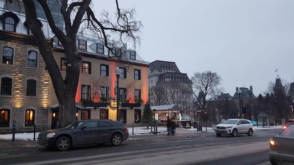 Grande Allée Québec