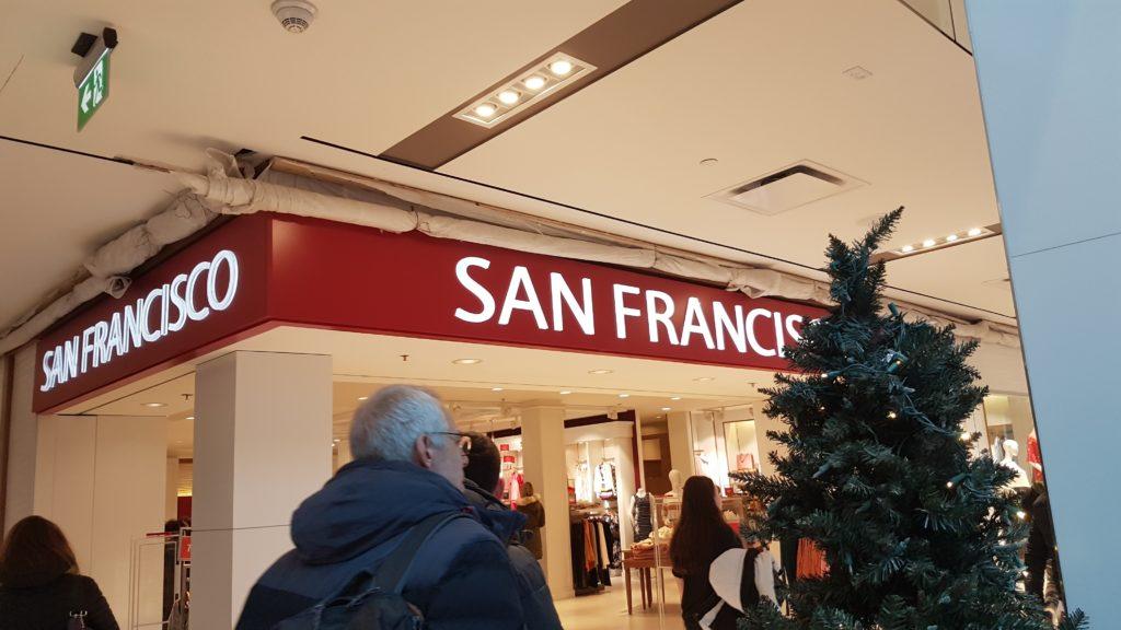 centre commercial les Laurier
