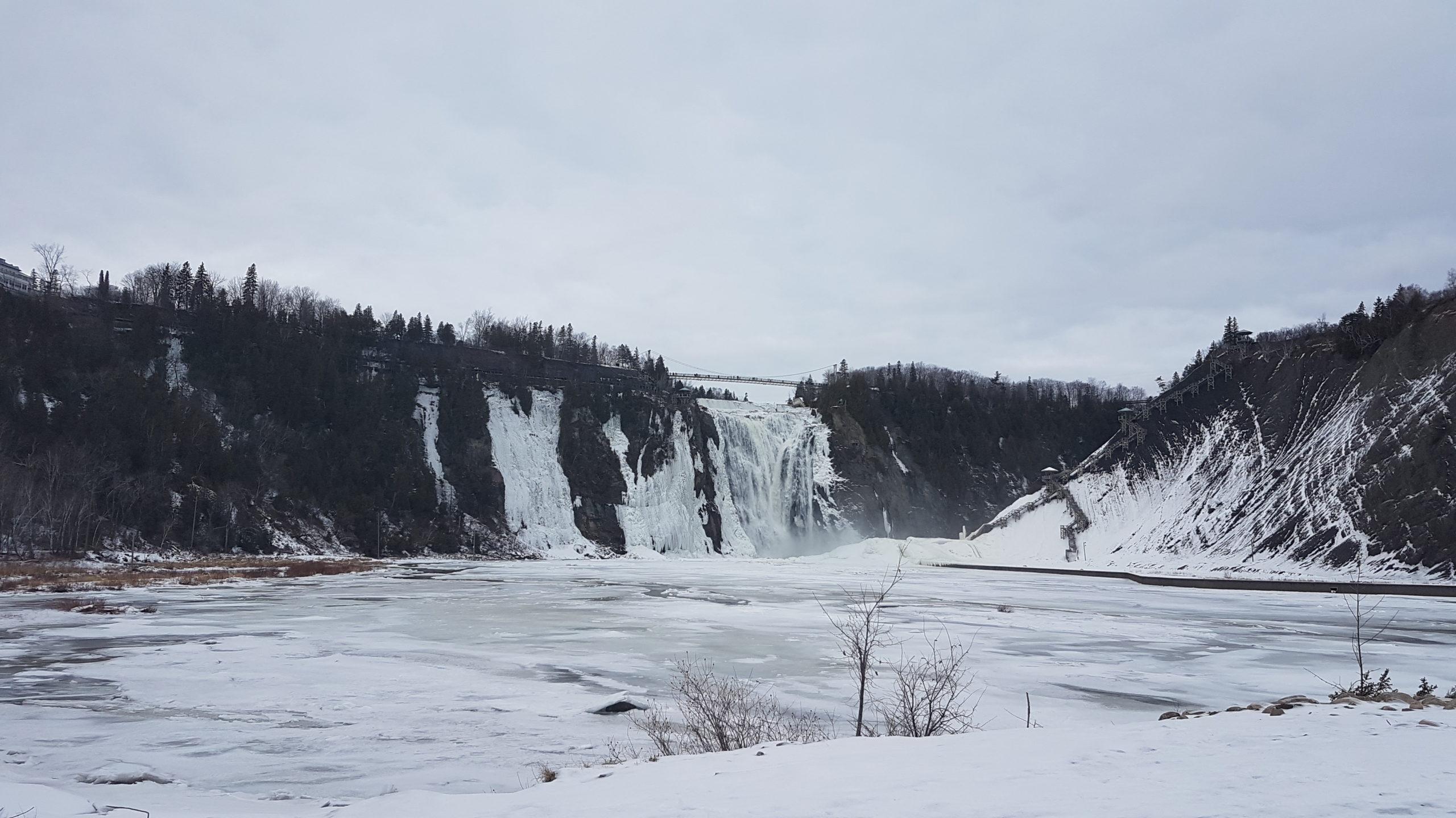 chutes de Montmorency