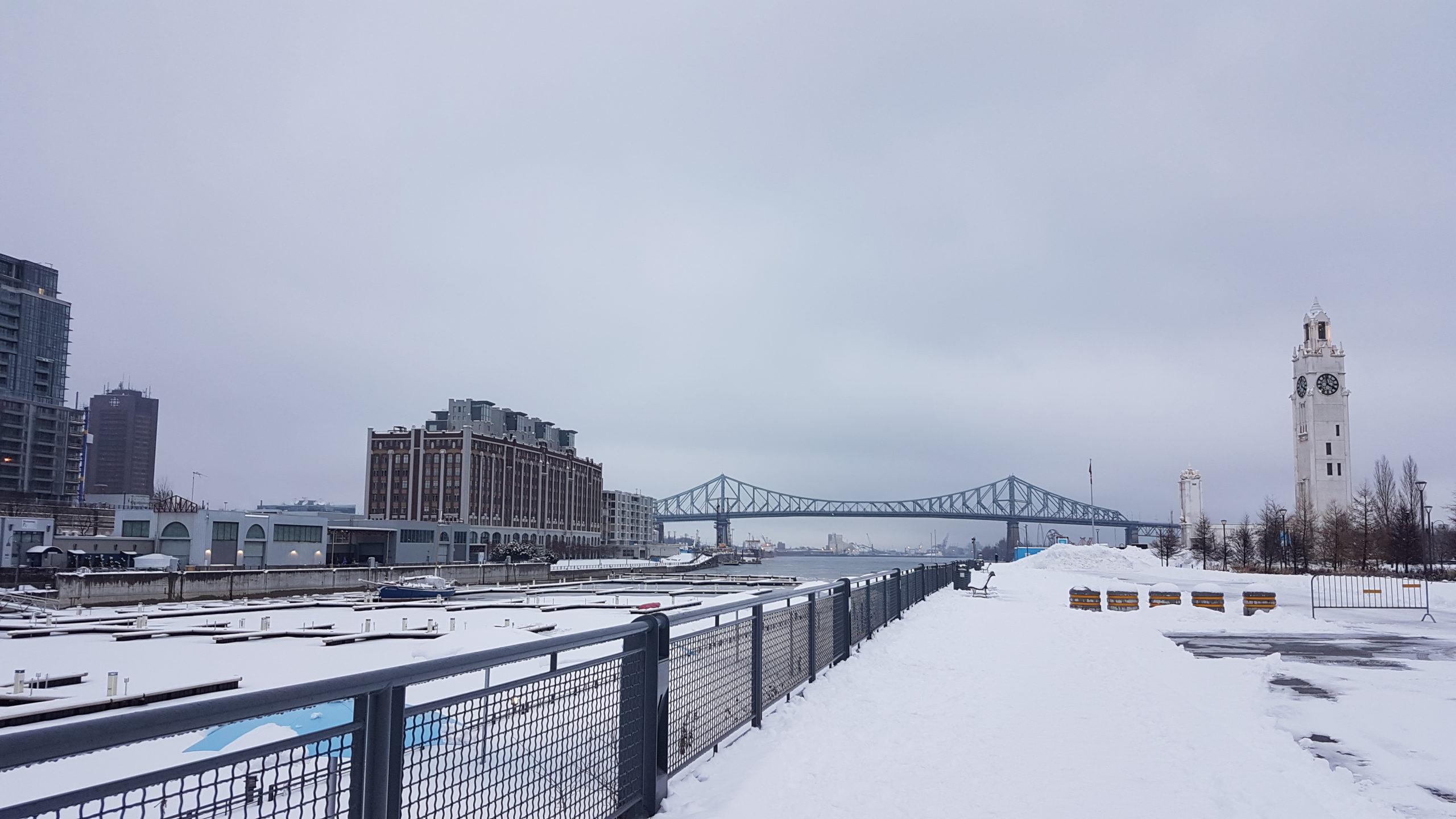 vieux port Montréal