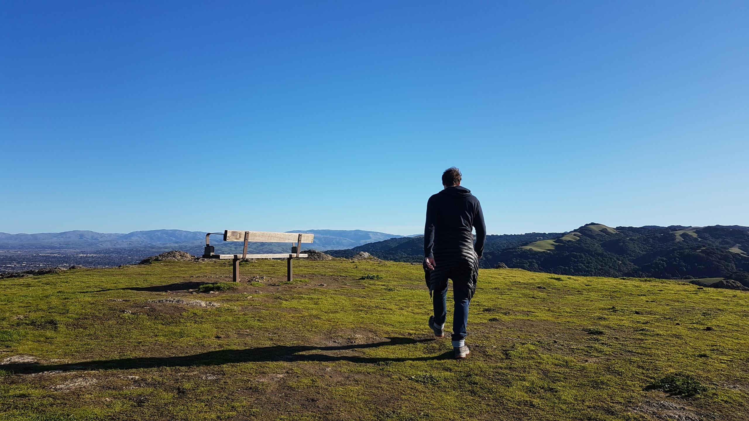 Donlon point trail le point de vue