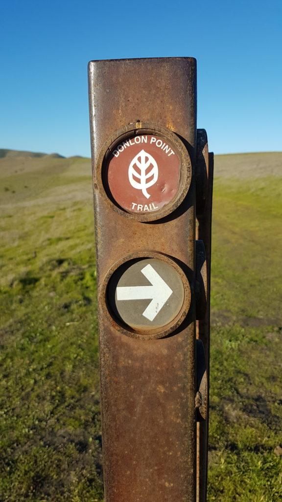 Trail Dublin Californie
