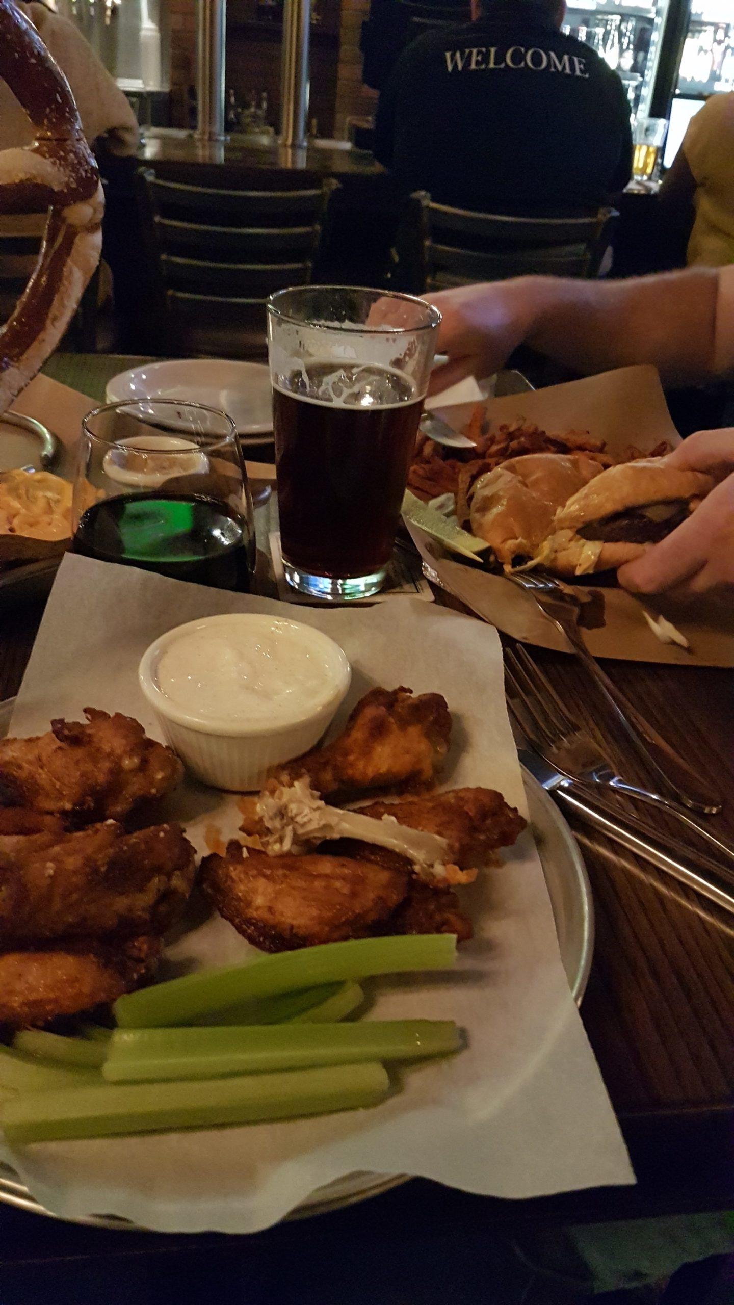 wings du world of beers