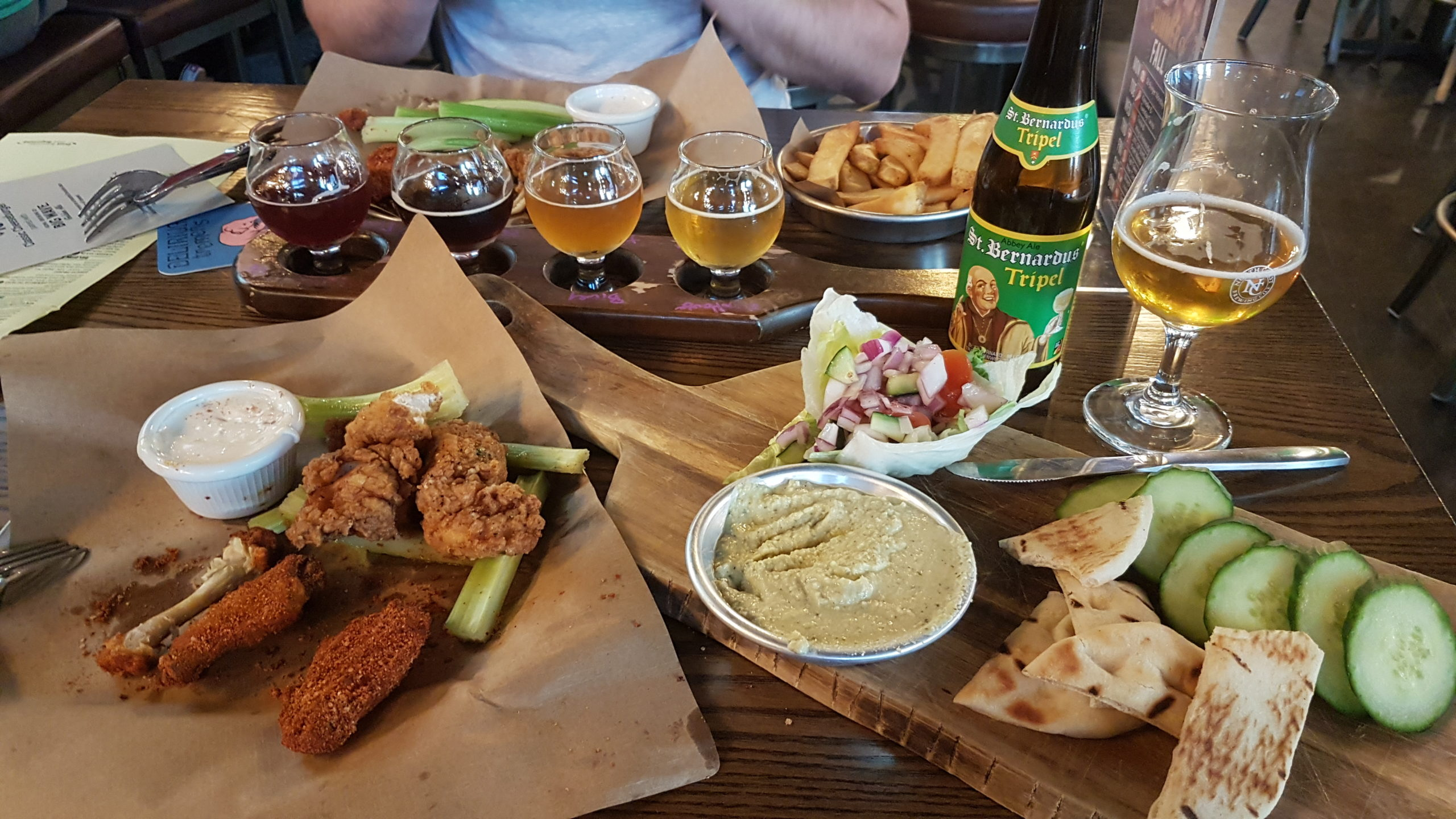 appetizers au world of beers