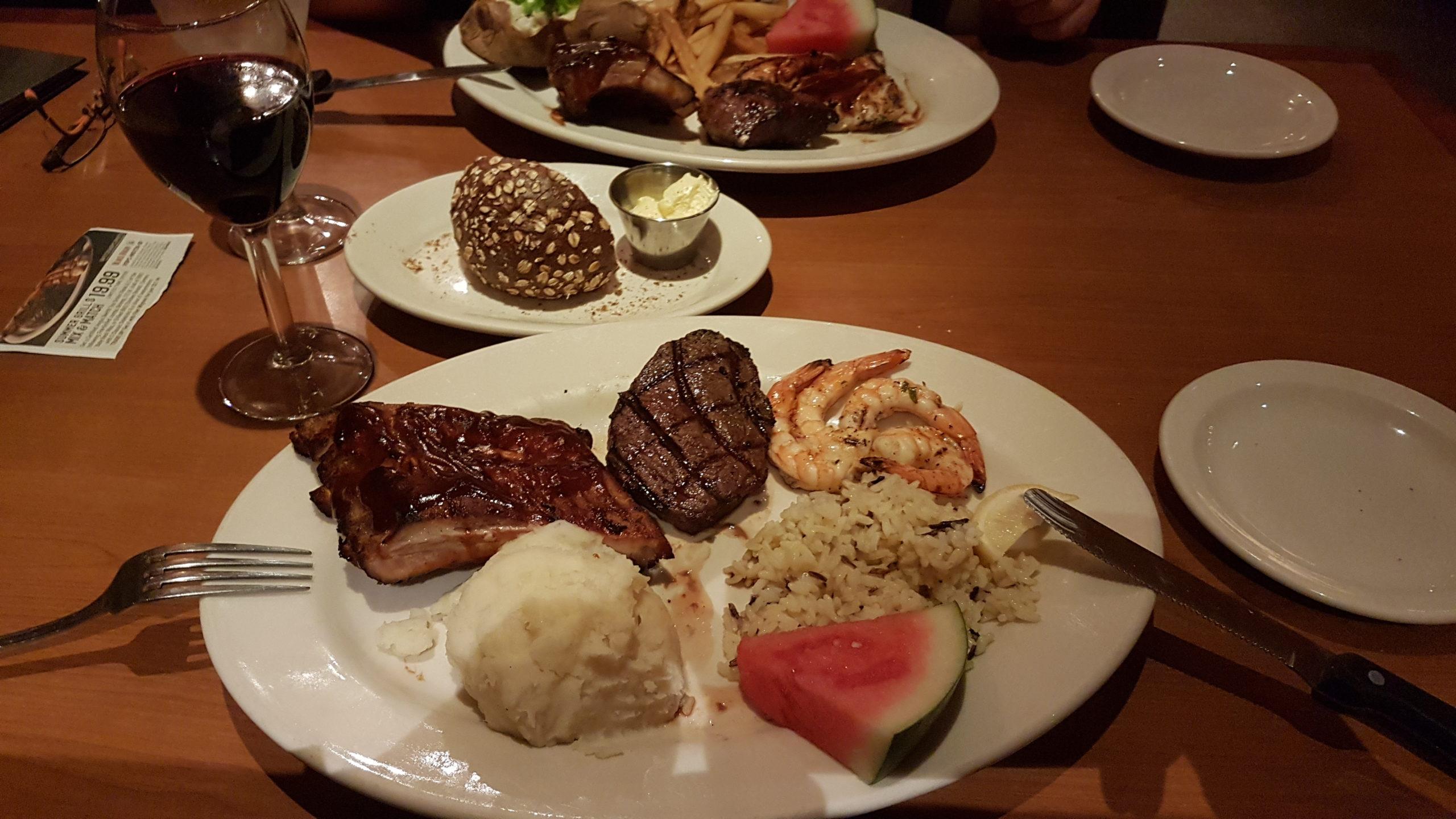 plat au black angus steakhouse