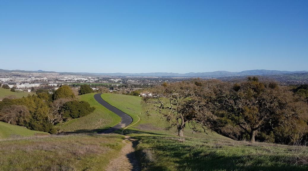 The preserve area trail vue panoramique