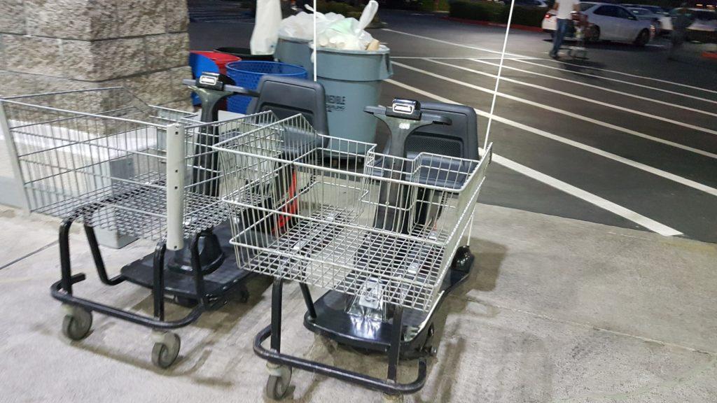 caddies - fauteuils roulants