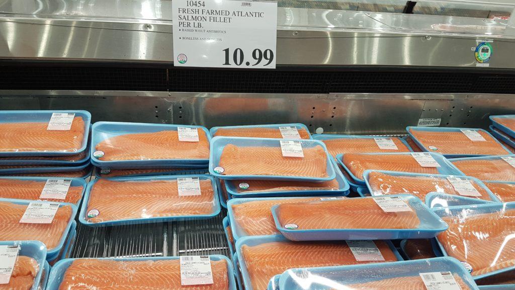 filets saumon costco livermore