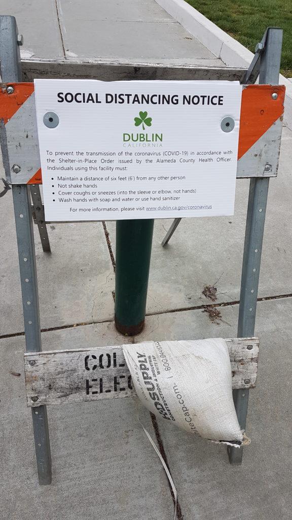 notice règles parc emerald