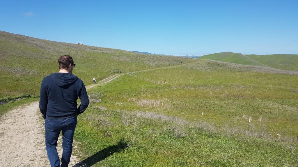 tassajara trail