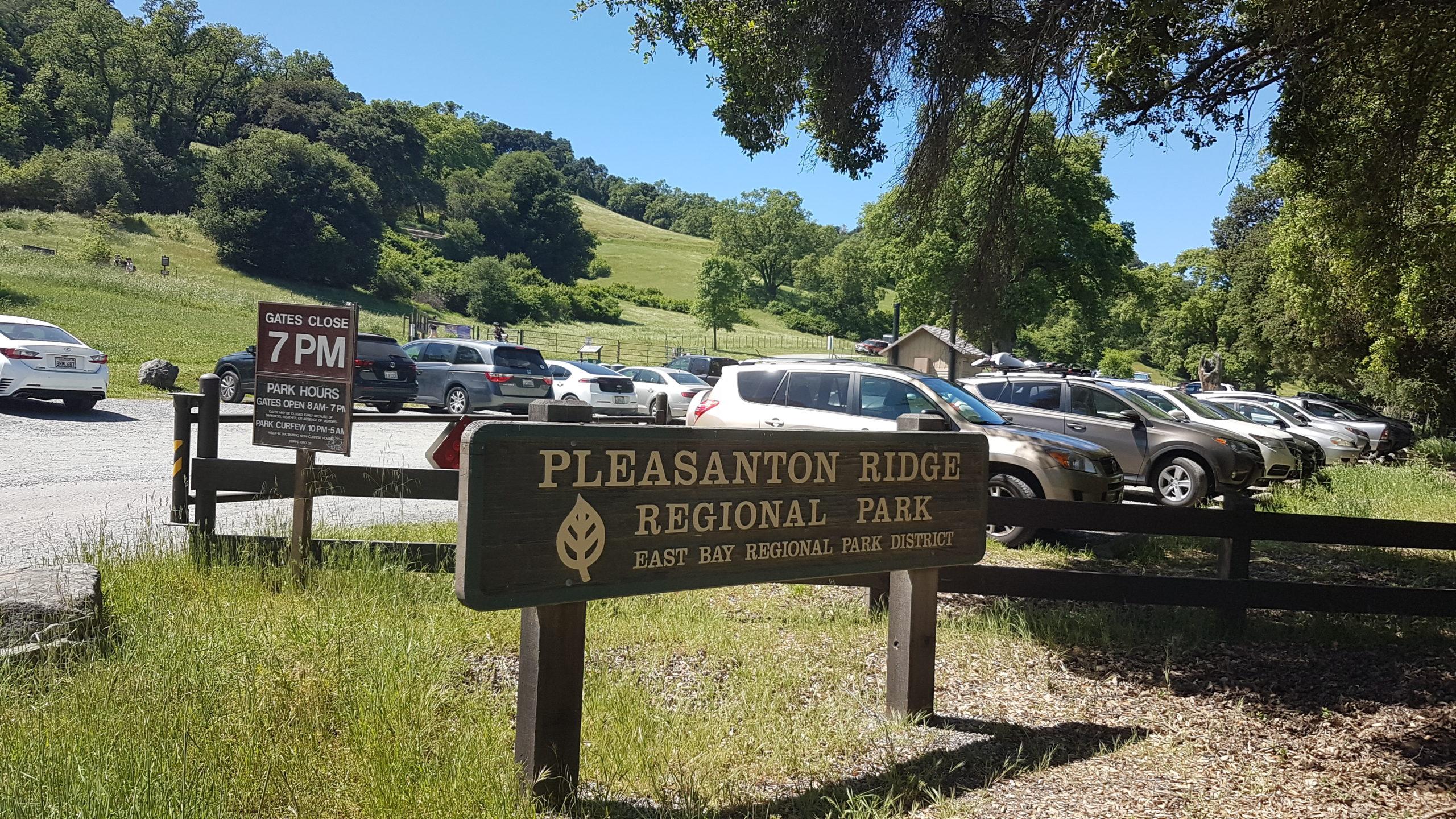 pleasanton ridge regional park 9