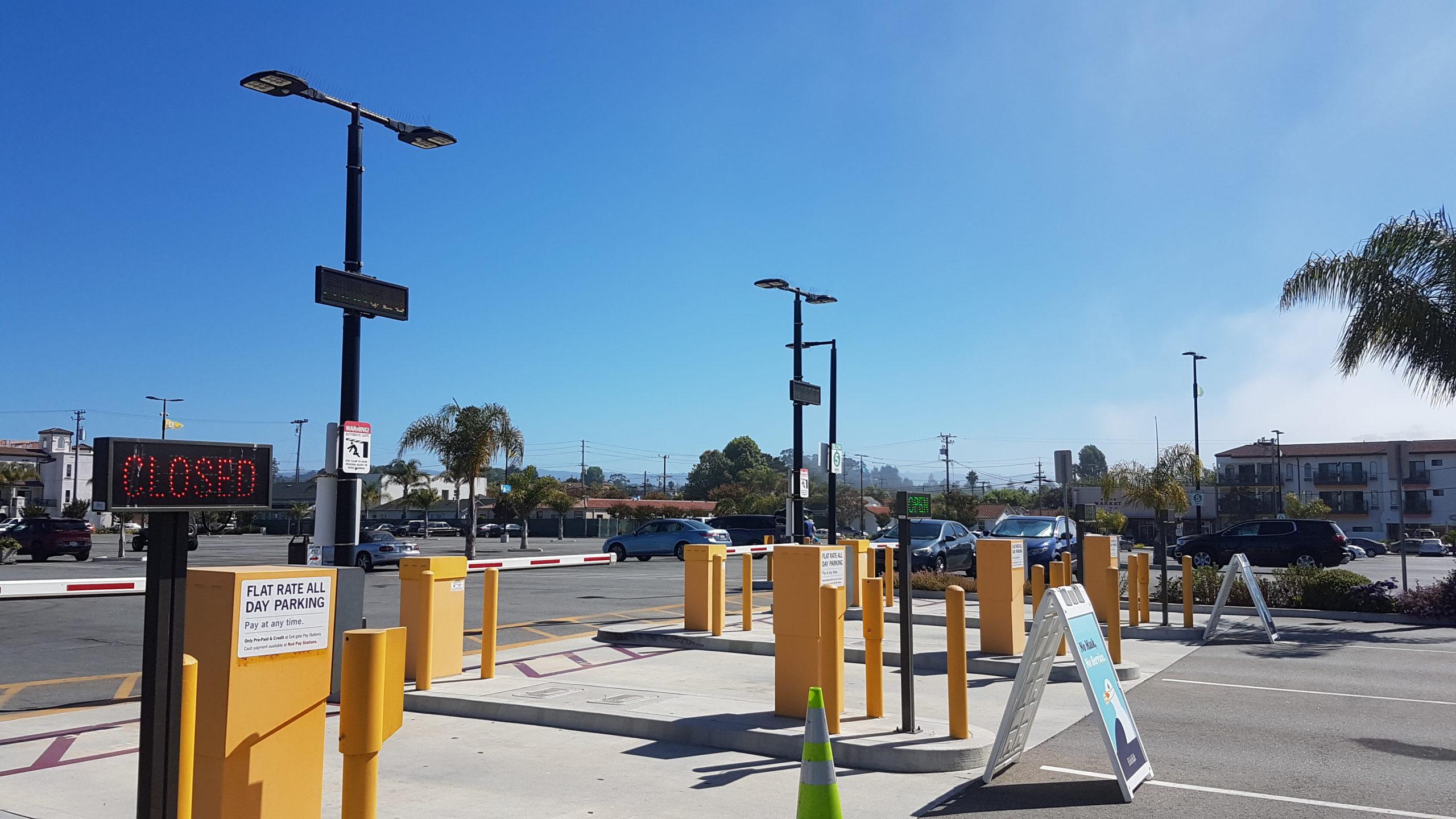 Parking Santa Cruz