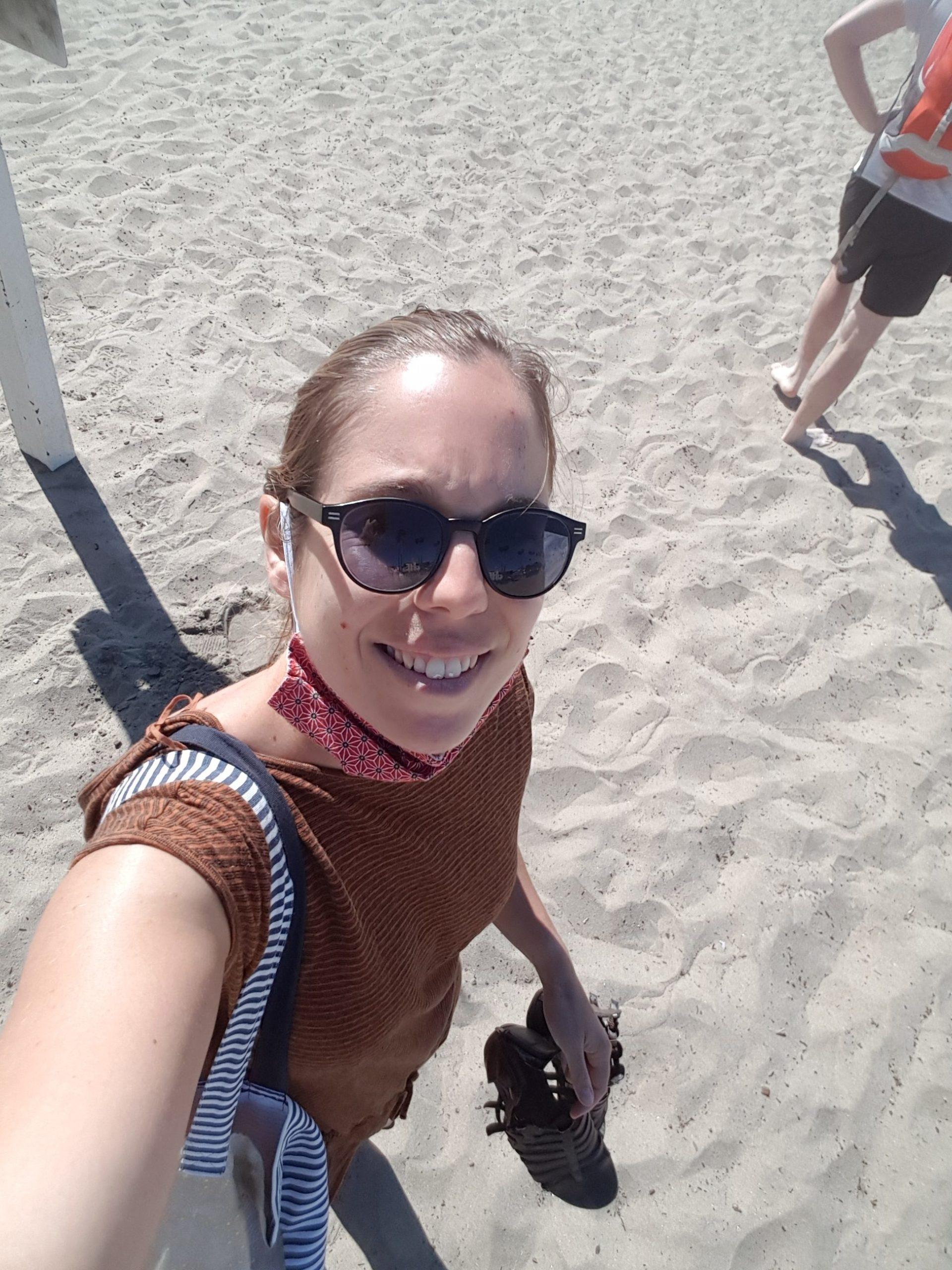 plage santa cruz