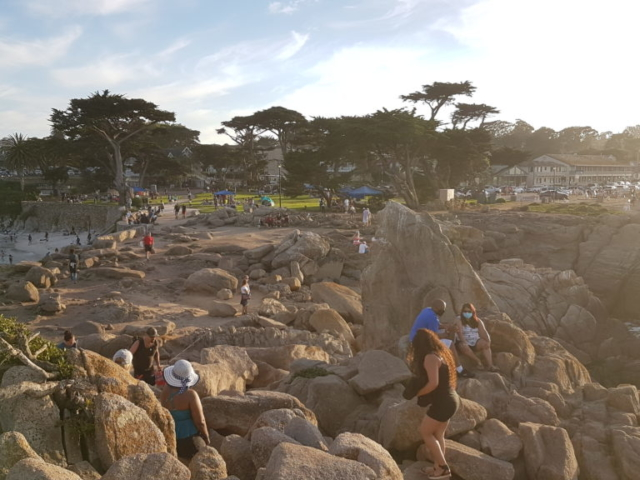 pacific grove 19 lovers point