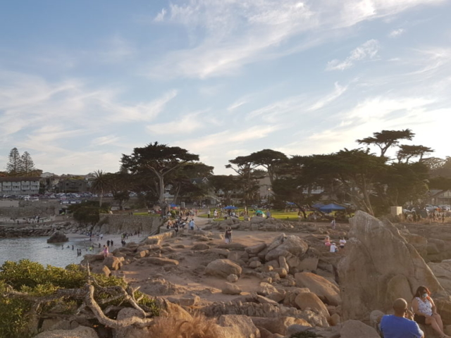 pacific grove 22 lovers point