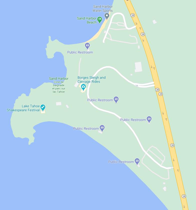 plan de sand harbor